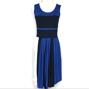 French Connection Colorblock Fast Mia Stripe Dress